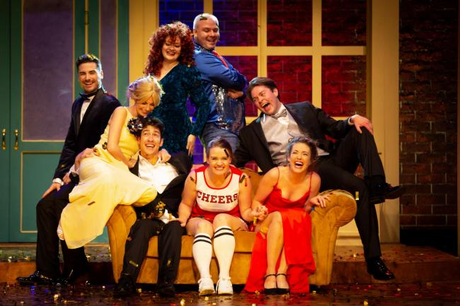 Friendsical, a new parody musical inspired by TV show Friends, is at Lighthouse, Poole on February 25 2020