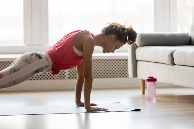 How to do HIIT at home with no equipment