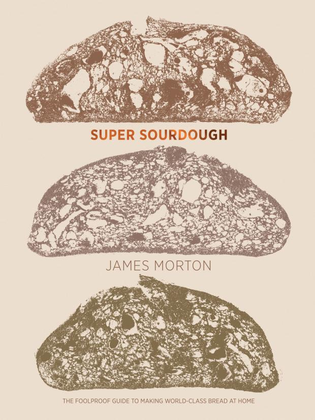 Dorset Society: Super Sourdough by James Morton - photo Andy Sewell/PA