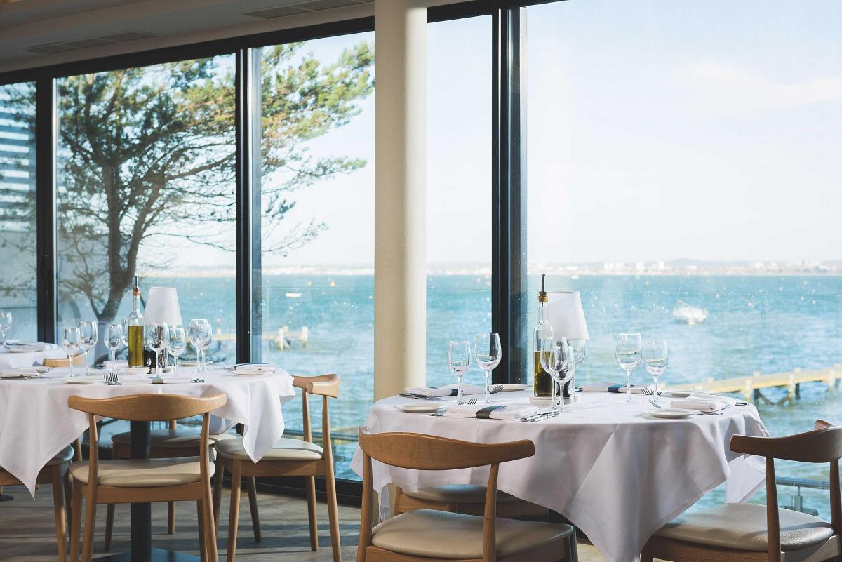 Meet the chef at Rick Stein Sandbanks | Dorset Society
