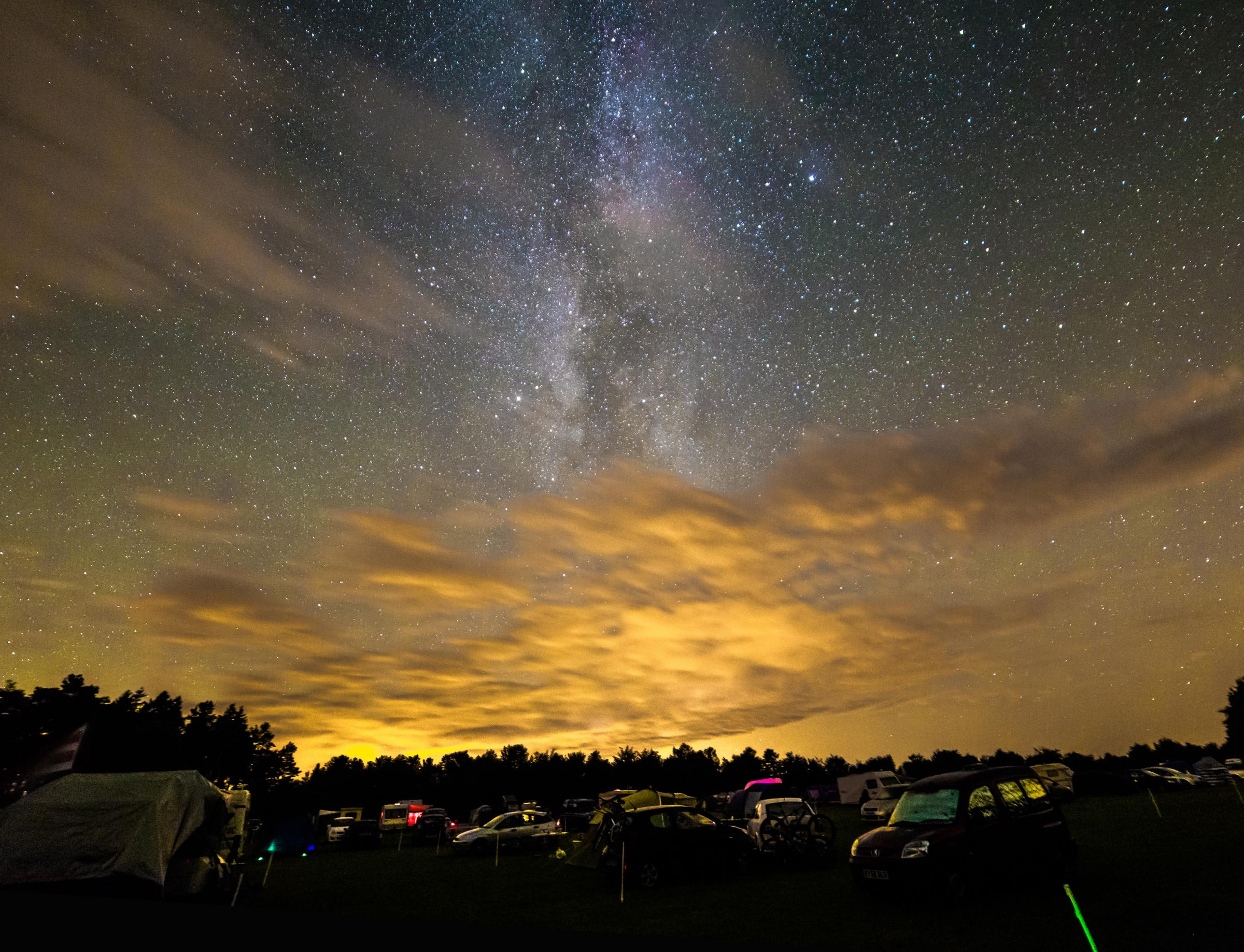 Starry, starry nights - protect our dark skies
